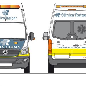 imagen destacada diseño vehículos Clínica Rotger