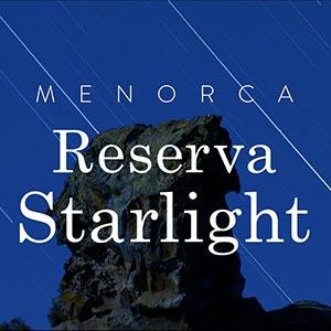 video menorca reserva starlight